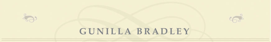 Welcome to Gunilla Bradley's web page
